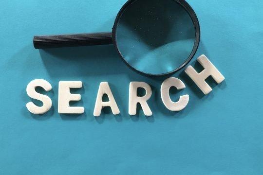 поиск ключевых слов в Google